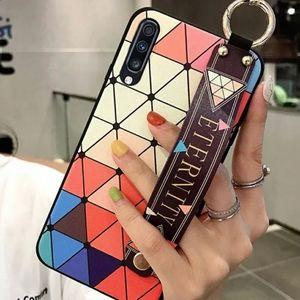 NOTE 9 Geometric Flexible Phone Case